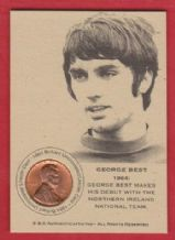 Manchester United George Best Northern Ireland